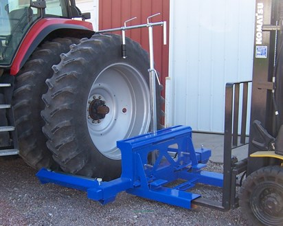 Industrial Wheel Mover
